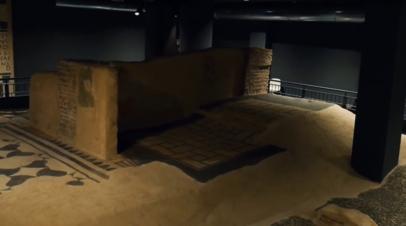 2000 лет под землёй: в Риме древнюю виллу откроют для посетителей