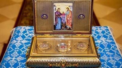 В Ижевск привезут частицу Пояса Пресвятой Богородицы