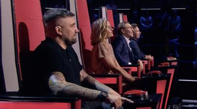 Жаркие споры и первые ставки на победу: на шоу «Голос» продолжаются слепые прослушивания