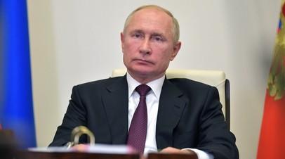 «Усиливает риски развязывания гонки ракетных вооружений»: Путин рассказал о последствиях выхода США из ДРСМД