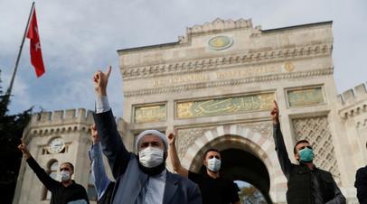 В Канаде назвали комментарии Турции в адрес Франции неприемлемыми