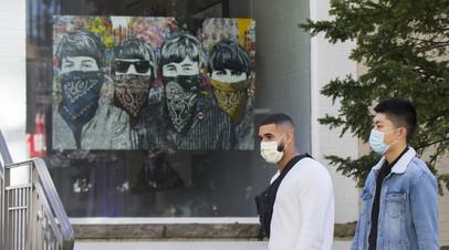 Число случаев коронавируса в Канаде достигло 222 904