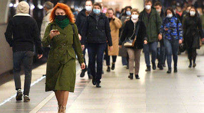 «На развитие эпидемического процесса влияет множество факторов»: в России выявили 18 140 новых случаев COVID-19