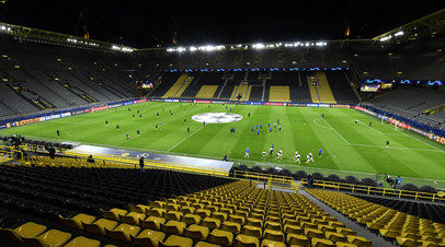 СМИ: УЕФА может сделать замечание «Боруссии» после попадания фанатов «Зенита» на матч ЛЧ
