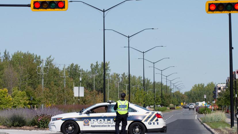 СМИ сообщили о гибели двух человек при нападении в Квебеке
