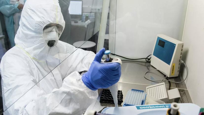 В России за сутки выявили 18 665 случаев заболевания коронавирусом