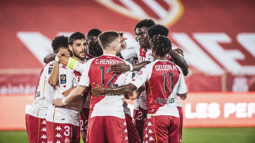 «Монако» без Головина разгромил «Бордо» в Лиге 1