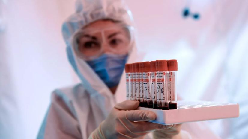 В России за сутки выявили 18 257 случаев коронавируса