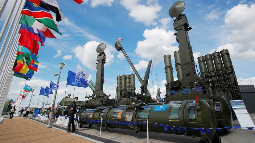 Высокий экспортный потенциал: как Россия борется за лидерство на мировом рынке вооружений