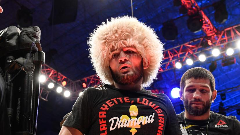 Нурмагомедов назвал Махачева следующим королём лёгкого веса UFC