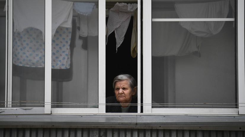Самарская область из-за COVID-19 вводит режим самоизоляции для пожилых