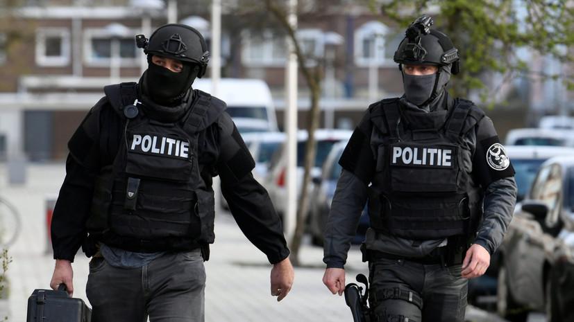 Полиция заявила об эвакуации вокзала в Утрехте из-за «подозрительной ситуации»