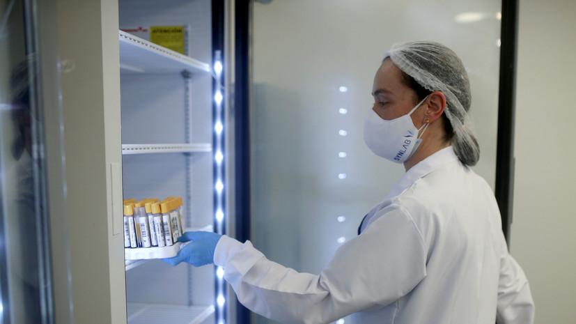 В Колумбии за сутки зафиксировали 6136 случаев коронавируса