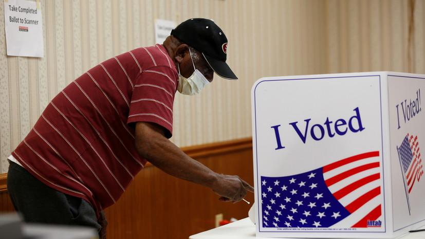 Байден предварительно лидирует на выборах в Техасе