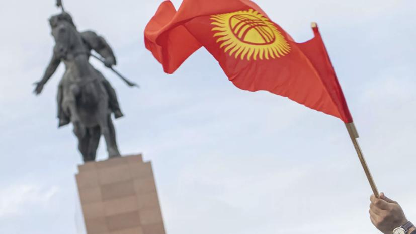 Новым спикером парламента Киргизии избран Талант Мамытов