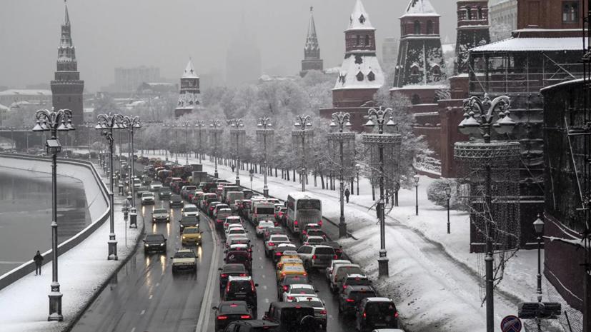 Гидрометцентр: зима в России будет холоднее прошлогодней