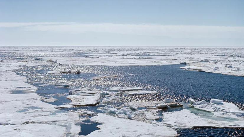 Океанолог оценил сообщения о ситуации с морем Лаптевых
