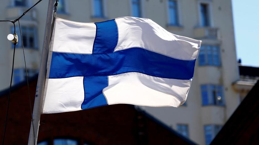 Финляндия продлила ограничения на границе с Россией