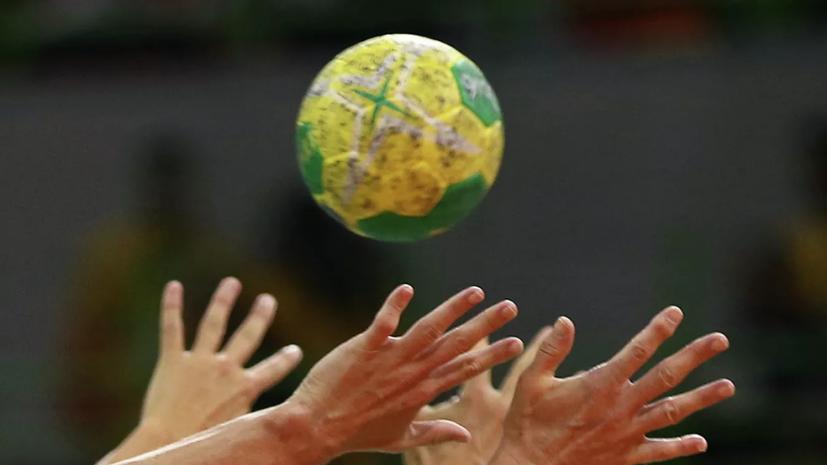 Россия сыграла вничью с Украиной в отборочном матче ЧЕ-2022 по гандболу