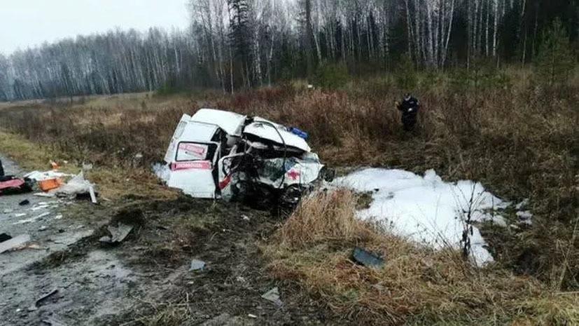 В Пермском крае возбудили дело по факту ДТП с участием скорой помощи
