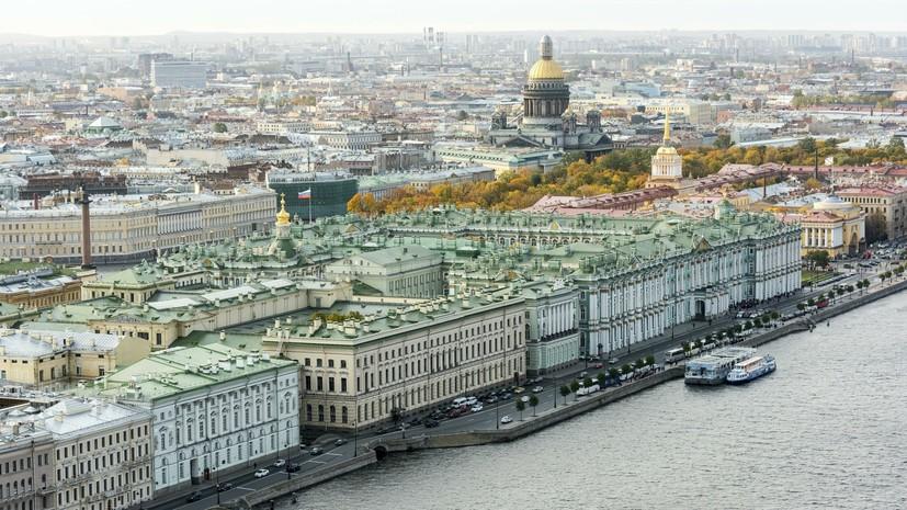 В Петербурге вводят новые ограничения из-за коронавируса