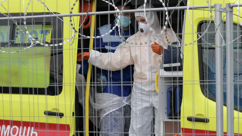 В России впервые выявили более 20 тысяч случаев COVID-19 за сутки