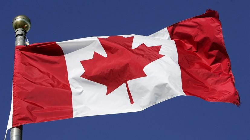 Канада вводит санкции против 13 белорусских чиновников
