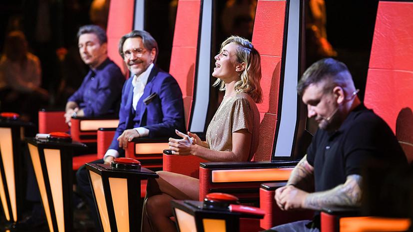 Сюткин ждёт русские песни, а Шнуров кусает локти: как проходят слепые прослушивания на шоу «Голос»