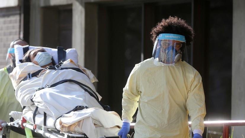 Число случаев коронавируса в Канаде достигло 255 809