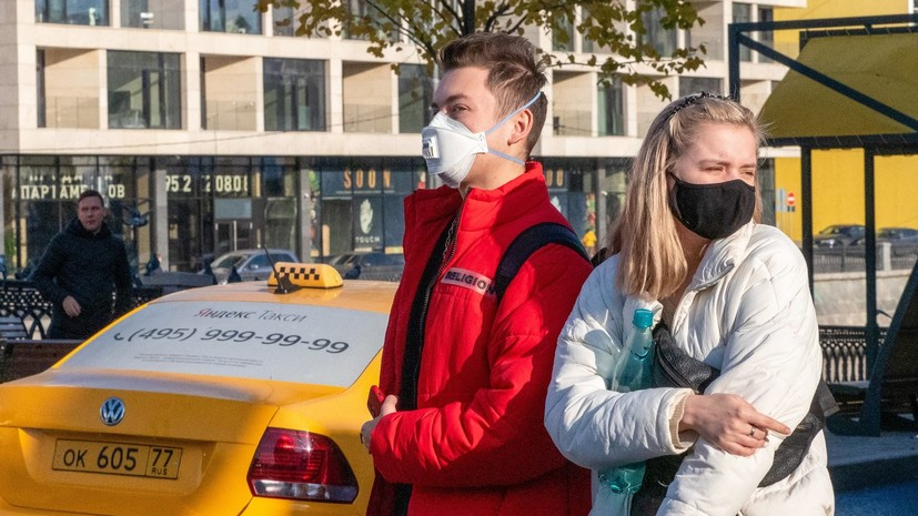 Выполнено более 64 млн тестов: за сутки в России выявлено 20 396 случаев коронавируса