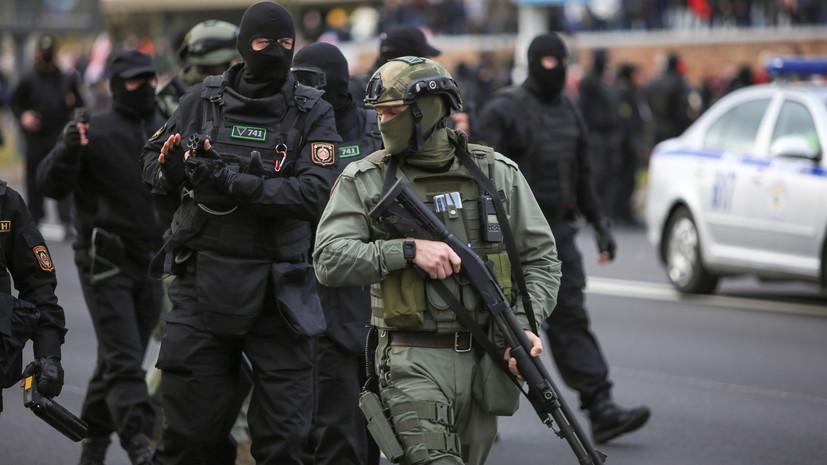 В Минске провели задержания на«марше медиков»