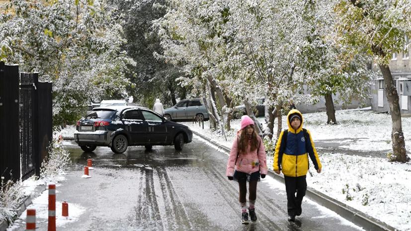 Синоптик рассказал о погоде в России предстоящей зимой
