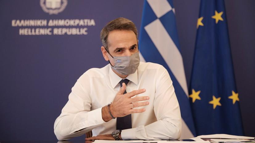 Премьеры Греции и Бельгии поздравили Байдена с победой на выборах