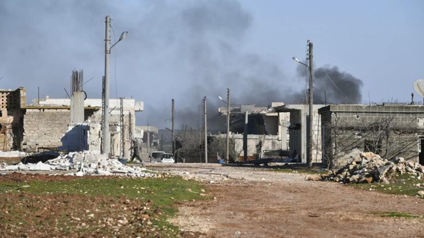 Террористы обстреляли населённые пункты в четырёх провинциях Сирии