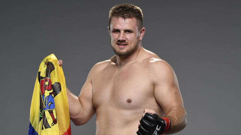 Романов досрочно победил Лиму в первом раунде на UFC Fight Night 181