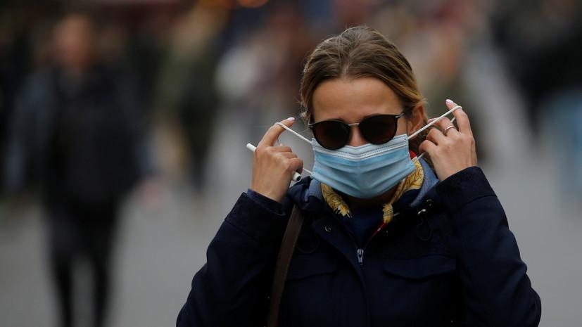 На Украине за сутки выявили 9397 заболевших коронавирусом