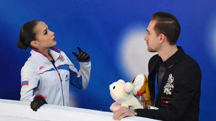 Глейхенгауз назвал условия возвращения Загитовой к соревнованиям