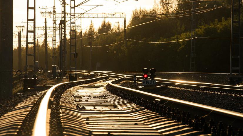 Движение по Транссибу восстановили в Новосибирской области
