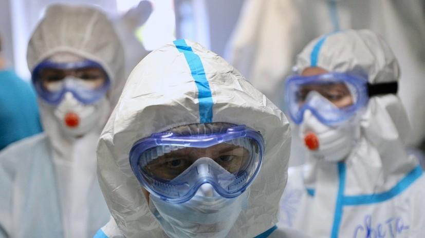 Специалисты Минздрава прилетели в Хакасию для борьбы с COVID-19