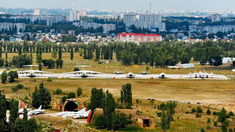 На территории воинской части в Воронеже солдат расстрелял людей