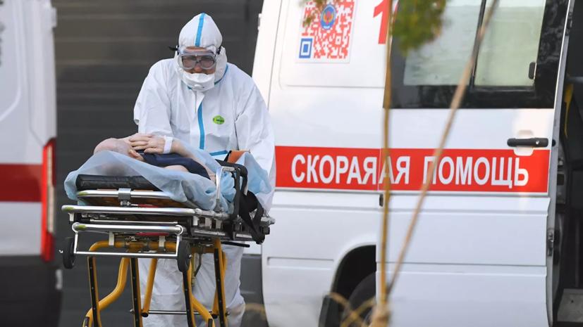 В Петербурге впервые выявили 1,4 тысячи заболевших COVID-19 за сутки