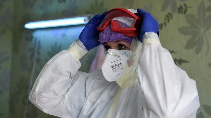 Песков заявил о тревожной ситуации с коронавирусом в России