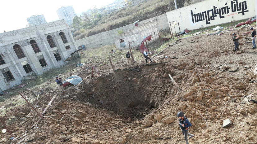 В Карабахе заявили о потере контроля над городом Шуши