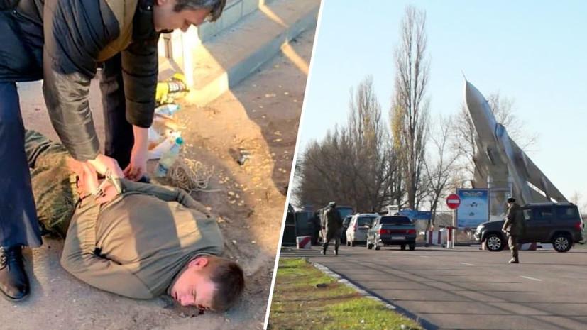 В 45 км от Воронежа: задержан расстрелявший сослуживцев на территории военного аэродрома Балтимор солдат-срочник