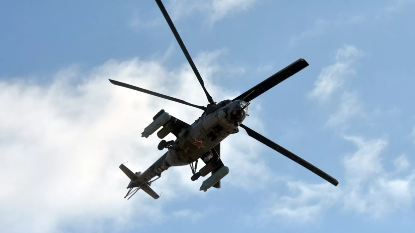 Азербайджан признал, что случайно сбил российский вертолёт Ми-24