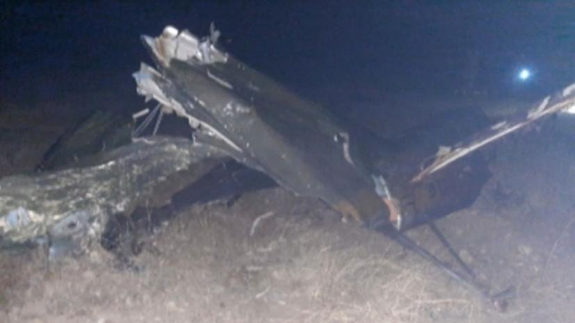 Алиев извинился перед Путиным за инцидент со сбитым вертолётом Ми-24
