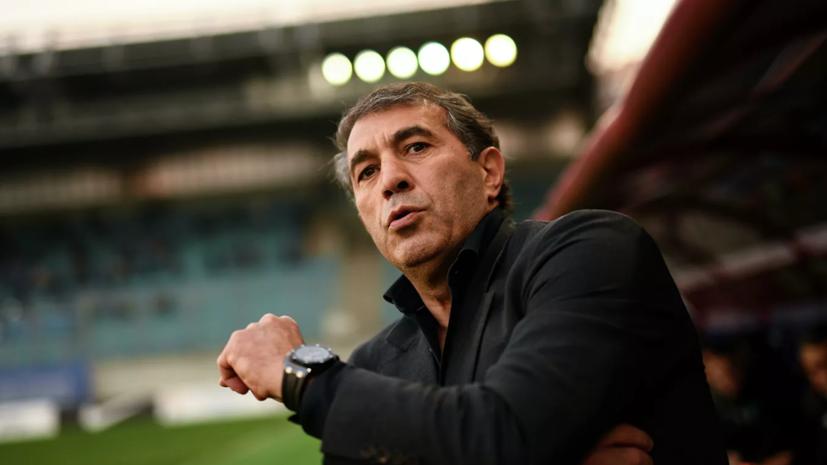 Рахимов опасается за результат в матче сборной России с Турцией