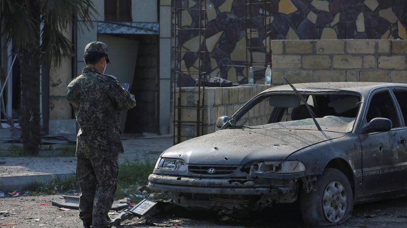 Песков назвал победой двух стран прекращение войны в Карабахе