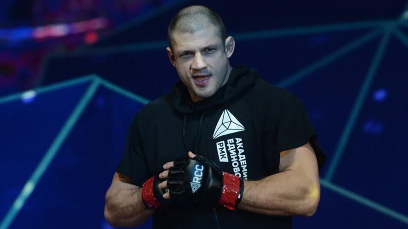 Штырков рассказал, почему согласился на бой с Исмаиловым