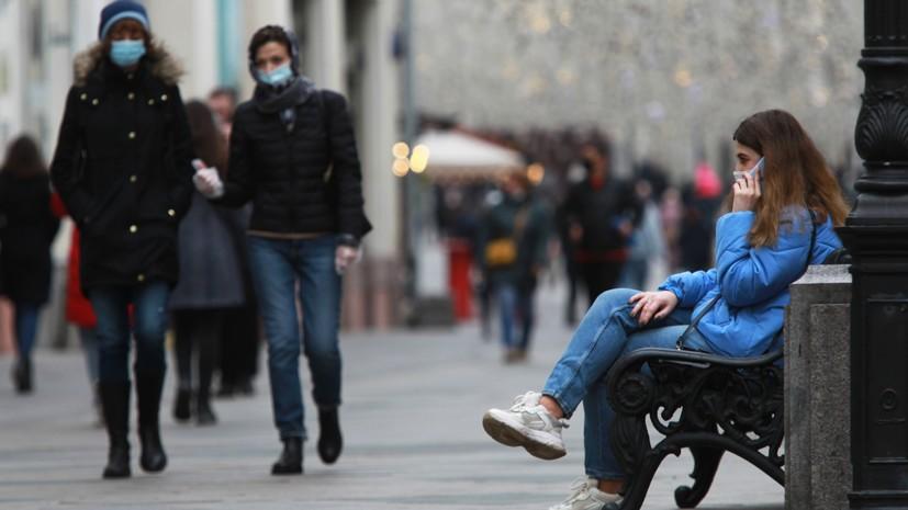 В Москве ввели новые ограничения из-за коронавируса